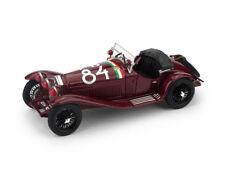 Alfa Romeo 1750 Gs Mille Miglia Nuvolari 1930 Br. R389 1:43 Modellino Diecast