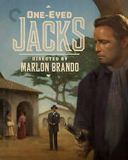 One-Eyed Jacks (Blu-ray Disc, 2016, Criterion Collection) High Definition Video