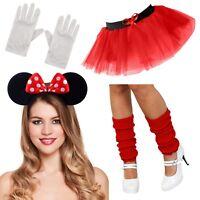 Red Devil Horns Fascia Per Capelli In Velluto Cape Set Accessorio Halloween Donna Costume