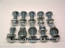 PLOW / SNOWPLOW CUTTING EDGE BOLTS - BOLT KIT 1/2-13X2  WITH NUTS