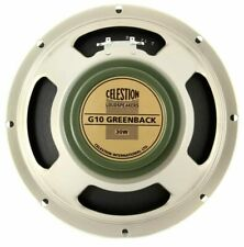 "Celestion G10 Greenback  30 watt  10"" guitar speaker 16 ohms"