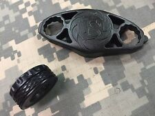 Ruger® 22/45® LITE Thread Cap Celtic Weave Aluminum CNC Machined and MULTI TOOL!