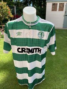 Celtic Football Shirt 1988 XL Classic Soccer Jersey BNWT