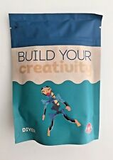 Build Your Creativity DIVER Toy from Wendy's Kids' Meal