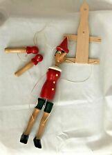 Garanzia Pinocchio Wooden Marionette Made in Italy