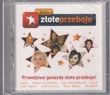 ABBA CHER BLONDIE TOM JONES POP COMPILATION 2CD TOP RARE OOP CD POLSKA POLAND