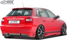 Audi A3 8L - Rear bumper spoiler