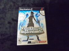 "Play Station 2 Dance Dance Revolution 2 ""SUPERNOVA"""
