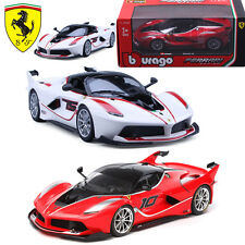 BBurago 1:24 Ferrari FXX K Diecast Model Sport Racing Car Burago Vehicle Kid Toy