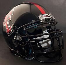 *Custom* Texas Tech Red RaidersNcaa Schutt Xp Gameday Replica FootballHelmet