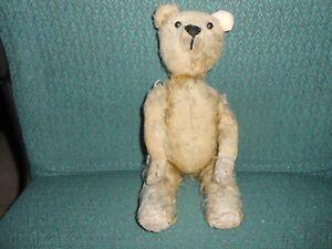 "Well Loved Antique 13"" Teddy Bear Steiff?"
