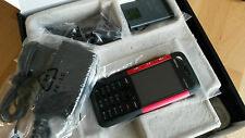 Nokia 5310 XpressMusic en rouge; absolument comme neuf et complètement dans l'orig. Box!