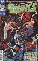 Terrifics #6 DC Comic 1st Print 2018 unread NM