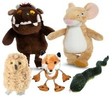 Gruffalo & Mouse Soft Toy Fox Owl Snake Finger Puppet Set Story Key Stage 1 EYFS