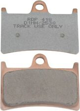 DP Brakes RDP X-Race Brake Pads Single Set RDP418 Front Only Titanium For Yam RD
