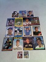 *****Mike Bielecki*****  Lot of 65 cards.....35 DIFFERENT