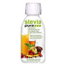 Stevia Fluid - Stevia flüssig Tafelsüße Dosierflasche, 150ml