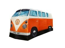 Volkswagen Van Orange Camper Tent