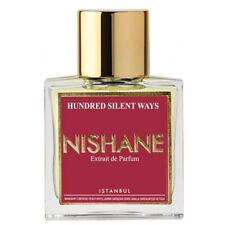 Nishane Istanbul Hundred Silent Ways Extrait de parfum 50 ml Blanc