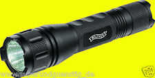"LED Lampe Alu Taschenlampe Walther Umarex Tactical ""XT2"" 600/150 Lumen 37034"