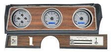Dakota Digital 70 71 72 Oldsmobile Cutlass Analog Gauges System VHX-70O-CUT-S-B
