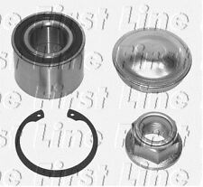BORG & BECK BWK795 WHEEL BEARING KIT fit Nissan Micra  Ren Clio - Rear