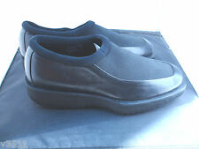 AUTHENTIC RARE!! TWO 3 JORDAN  CASUAL  MEN'S LEATHER  SHOES  ITALY SIZE 8