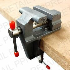 NEW SMALL BABY VICE + CLAMP Bench/Table Mini DIY Craft Workshop MODEL MAKER NEW