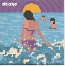 (P71) Delays, Keep it Simple - DJ CD