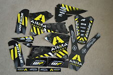 FLU ARMA ENERGY  GRAPHICS & BACKGROUNDS  KTM  85 SX SX85 KTM85SX  2006 -2012