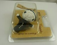 Voodoo Friend, Missionary Key chain Charm voo doo teach help others your calling