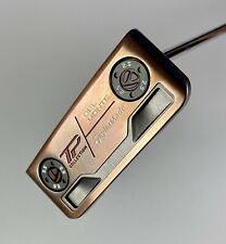 """Used RH TaylorMade TP Collection Patina Del Monte 35"""" Putter Steel Golf Club"""