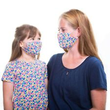 Kite Organic Cotton Resuable Washable Breathable Face Covering | Child & Adult