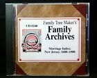 Family+Tree+Maker%27s+Family+Archives+-+CD+-Marriage+Index+New+Jersey+1680-1900