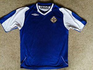 Northern Ireland Football Shirt, Size Large