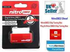 Diesel Nitro RED OBD Tuning Box Chip BMW 535D 635D 730D 740D 745D X1 X3 X5 X6