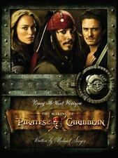 Disney THE MAKING OF PIRATES OF THE CARIBBEAN Brand NEW BOOK BEST EBAY PRICE!