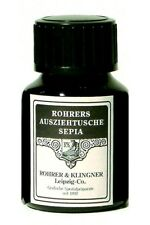 Rohrer & Klingner Tinta China sepia 50 ml