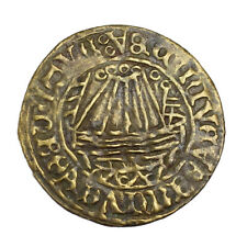 Jeton de Compte de Nuremberg dit « à la Nef » XVème siècle