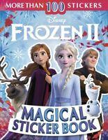 Disney Frozen 2 Magical Sticker Book, Paperback by March, Julia; Stock, Lisa,...