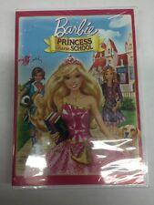 Barbie: Princess Charm School 2010 DVD