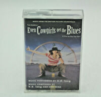 Even Cowgirls Get the Blues by Ben Mink and K. D. Lang Audio Cassette Tape