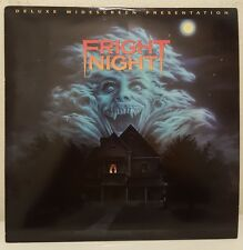 FRIGHT NIGHT (1985) 79636  Laserdisc Deluxe Colombia WIDESCREEN 2.35.1 NTSC