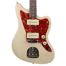 Vintage 1965 Fender Jazzmaster Electric Guitar Refinished White