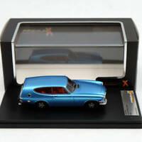 IXO 1:43 Premium X Volvo P1800 ES Rocket 1968 PR0494R Limited blue