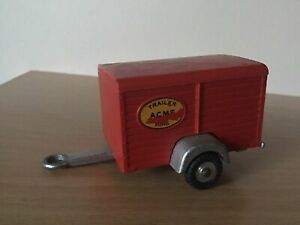 Dinky Toys Trailer For Ford El Camino Pick Up Truck