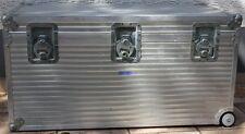 Rimowa Aluminium Überseekoffer Trolley Columbus Koffer *Schlüssel dabei*