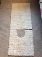 2 Piece Bath mat & Pedestal set Divine Make