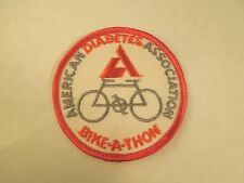 Vintage Boy Scouts Modern Woodmen Bicycle Safety Iron On Patch