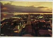 CP Guadeloupe - Pointe-à-Pitre - Vue de nuit